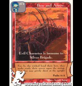 Wa: Bow and Arrow (Gray)