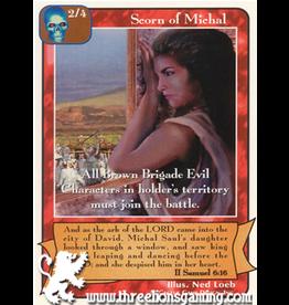 Wo: Scorn of Michal