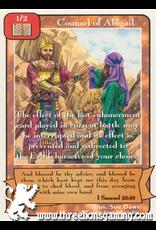 Wo: Counsel of Abigail