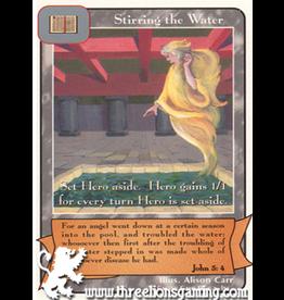 Wa: Stirring the Water