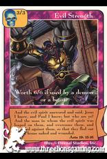 Wa: Evil Strength
