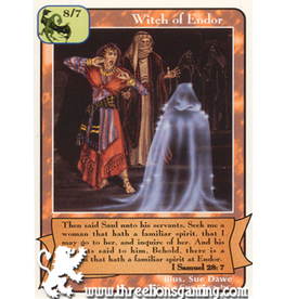 Prophets: Witch of Endor