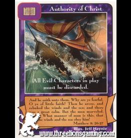 Orig: Authority of Christ
