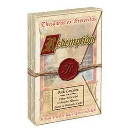 Booster Pack: Thesaurus ex Preteritus