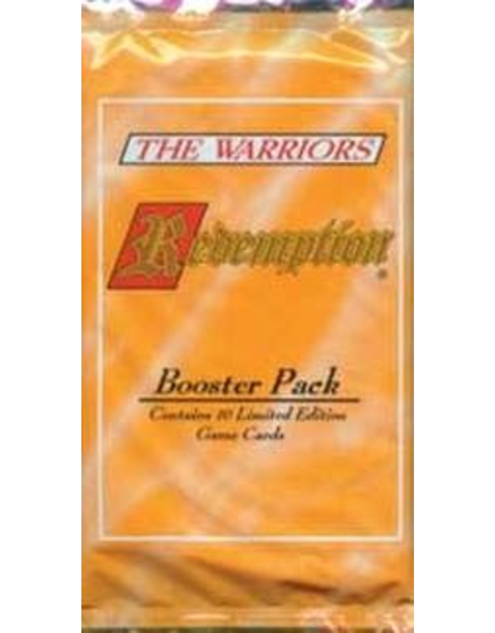 Booster Pack: Warriors