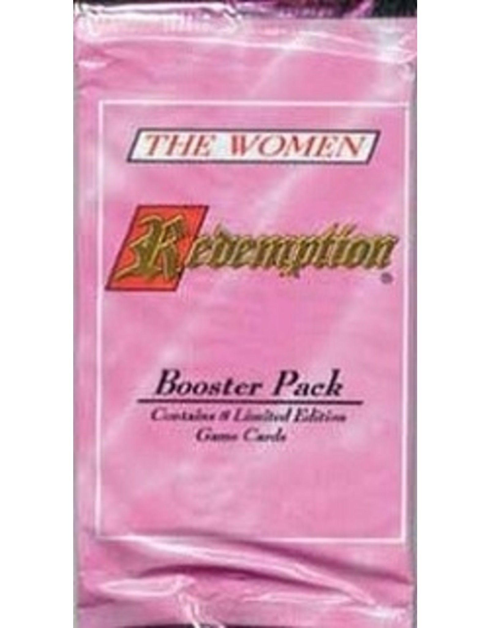Booster Pack: Women