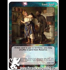 "RoJ: Lost Soul ""Gain"" (Jude 1:16)"