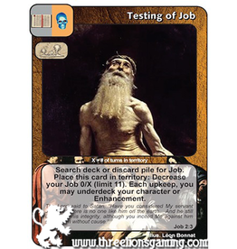 RoJ AB: Testing of Job