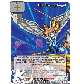 RoJ AB: The Strong Angel