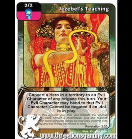 RoJ AB: Jezebel's Teaching