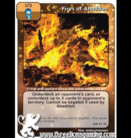 RoJ AB: Fires of Abaddon