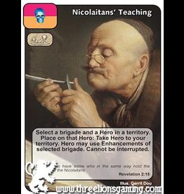 RoJ AB: Nicolatian's Teaching
