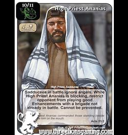 RoJ AB: High Priest Ananias