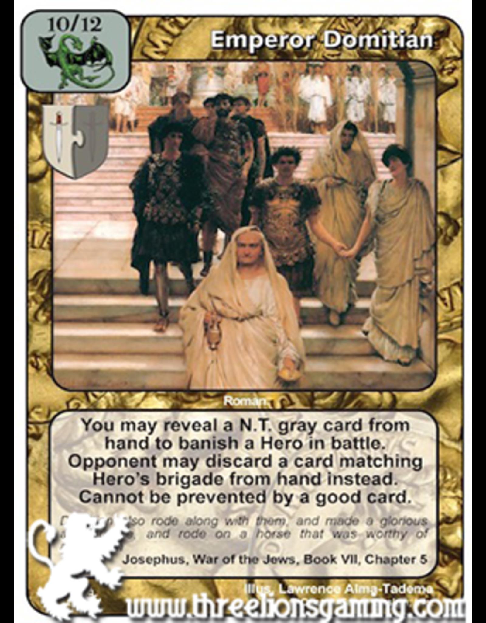 RoJ AB: Emperor Domitian