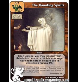 RoJ AB: The Haunting Spirits