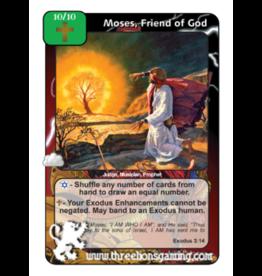 PoC: Moses, Friend of God