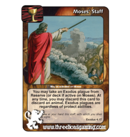 PoC: Moses' Staff