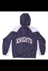 Augusta Sportswear Brands Wndbkr Full Zip - Nvy/Whi