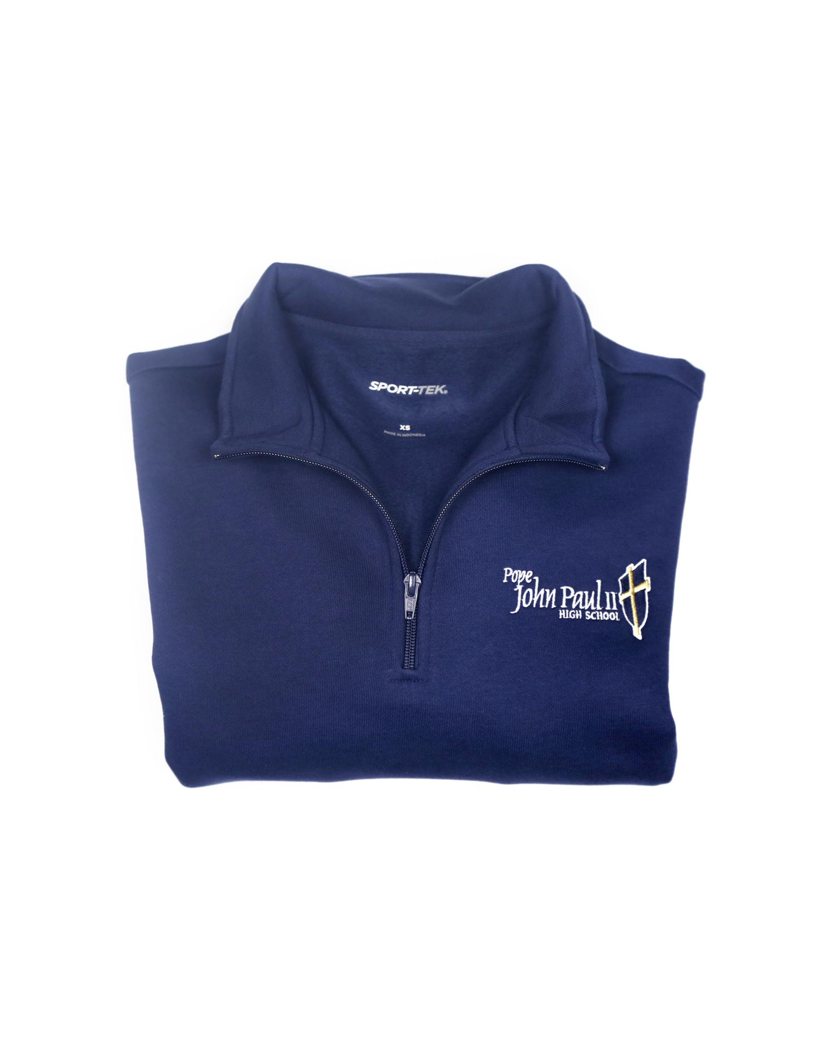 Sport-Tek Unisex 3/4 Zip Pullover