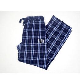 Boxercraft Pajama Bottoms Navy Plaid