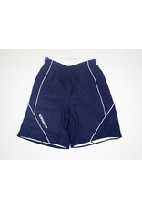 Sport-Tek Long Navy Shorts / Knights White Lettering