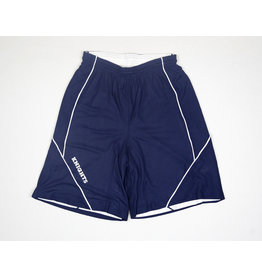 Sport-Tek Long Navy Shorts