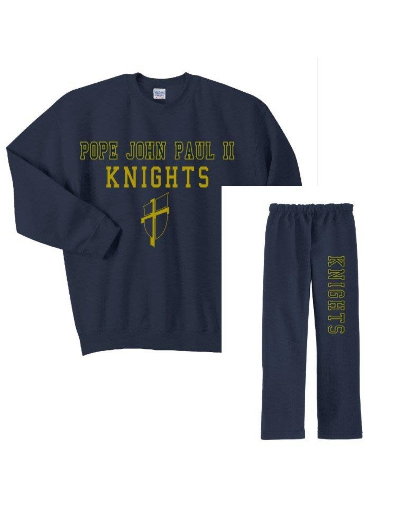 Champion Knights Sweats Set (Shirt/Pant)