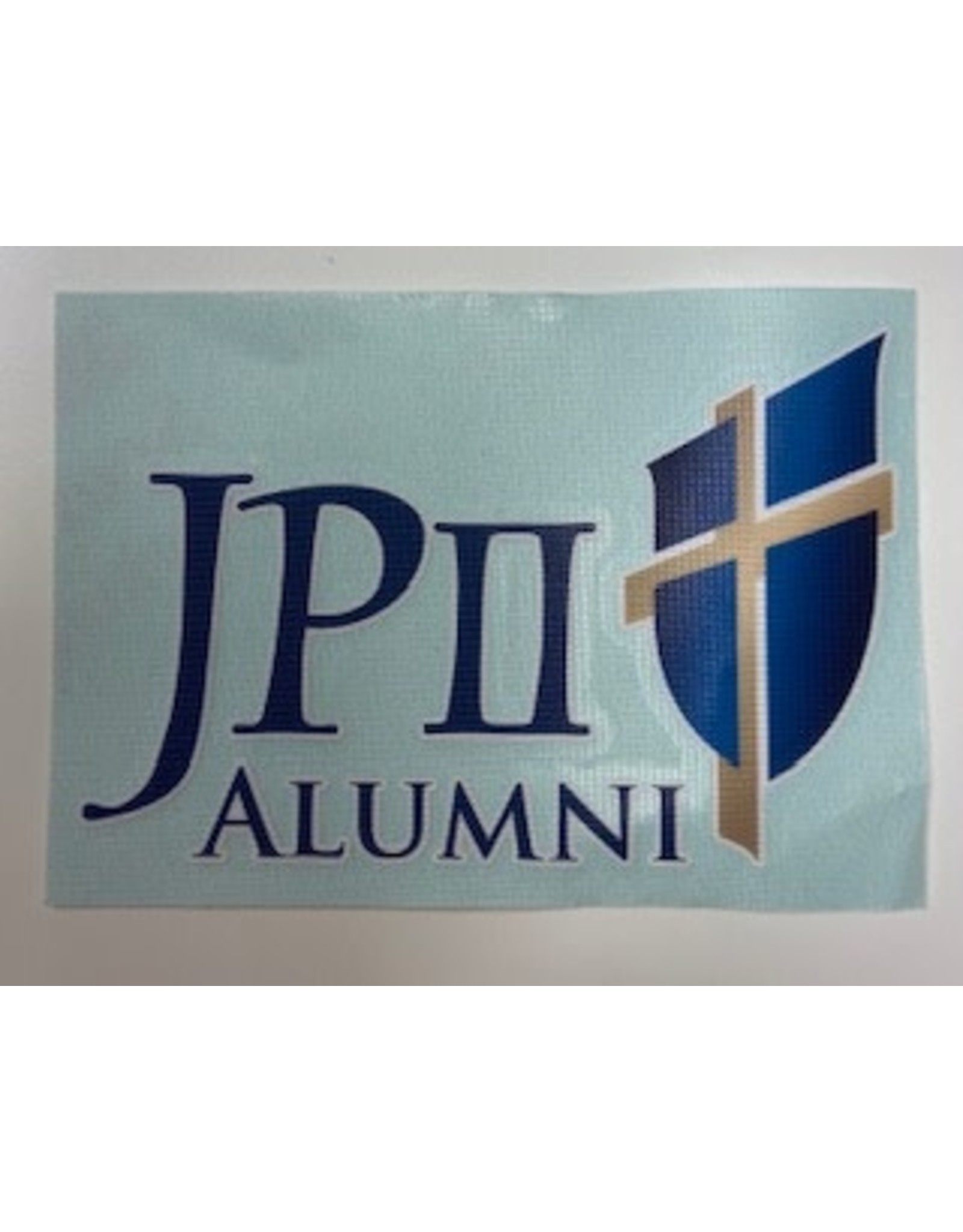 Car Stickers - Alumni