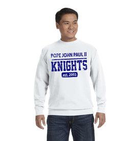 Comfort Colors White Crewneck Sweatshirt