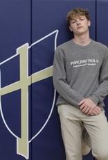 Bella+Canvas POPE Institutional Crewneck Sweatshirt