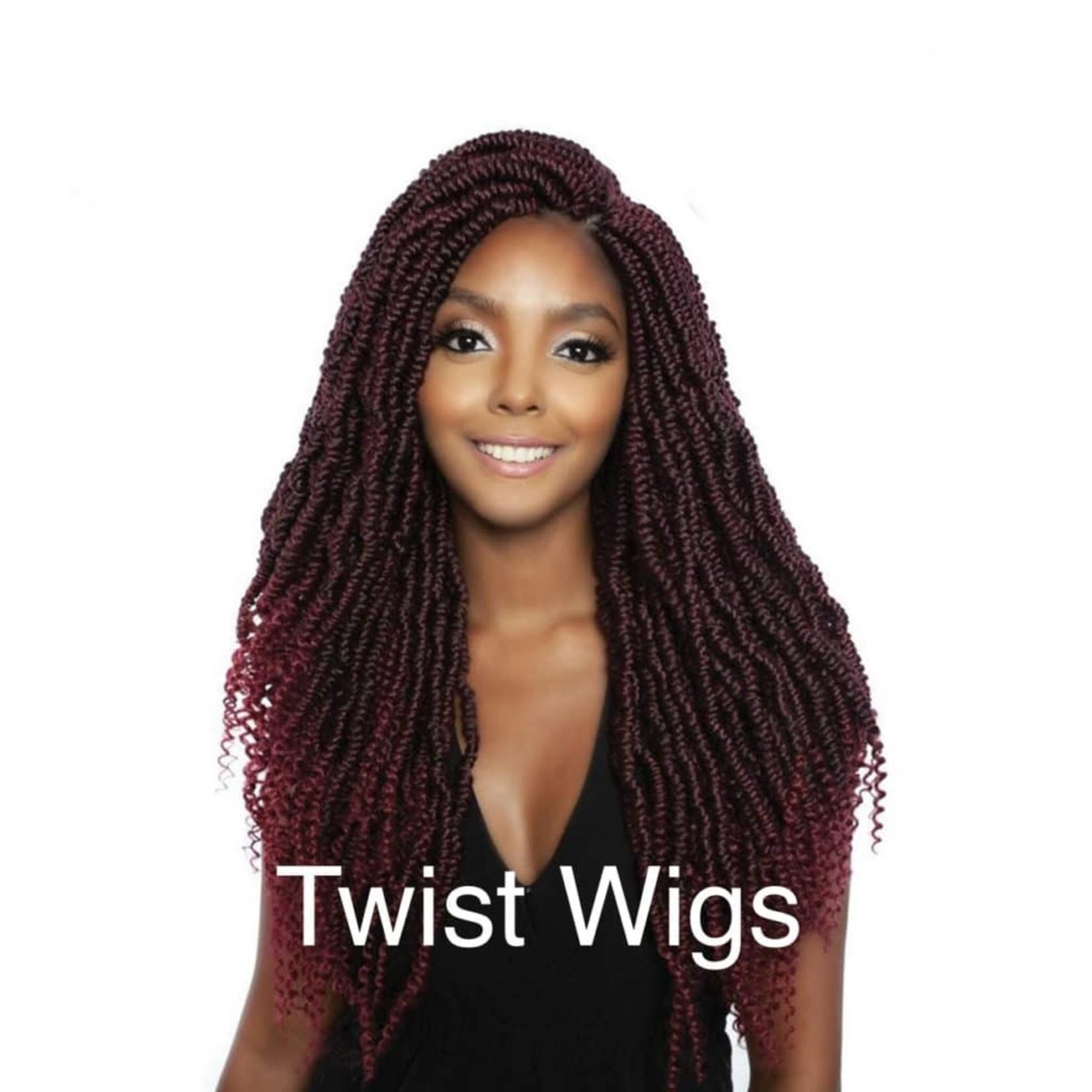 301 - Twist Braids