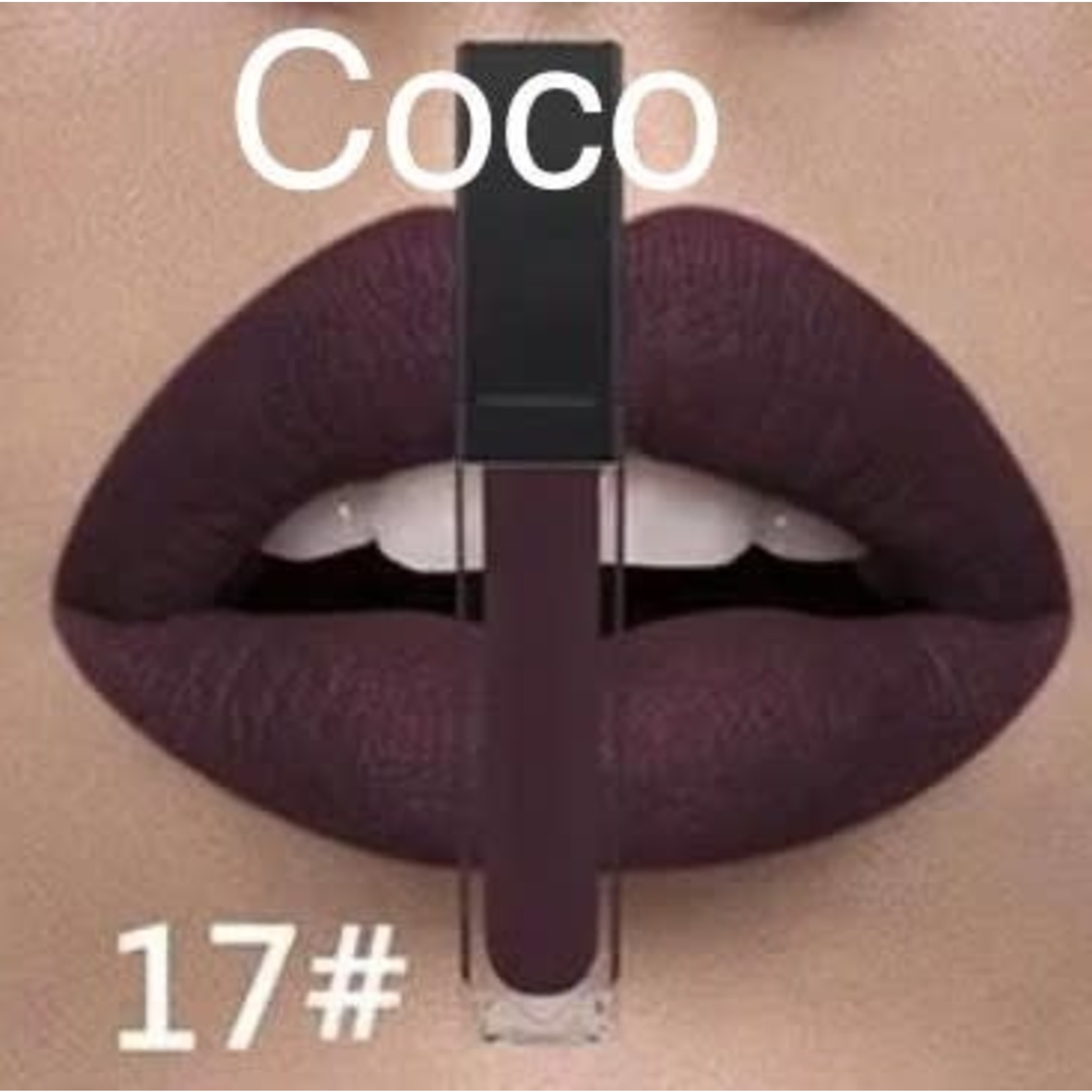 LUXURY BLACK LABLE LIP COLOR 2