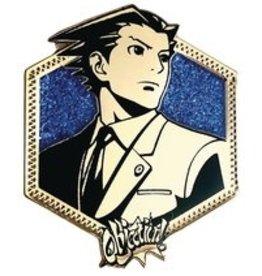 Ace Attorney Phoenix Wright Pin