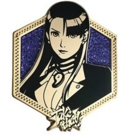 Ace Attorney Mia Fay Pin