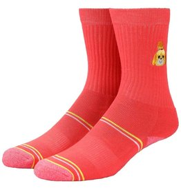 Animal Crossing  Isabell Crew Socks