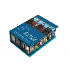 Studio Ghibli 100 Collectible Postcards