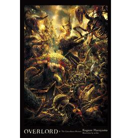 Overlord Light Novel Vol. 4