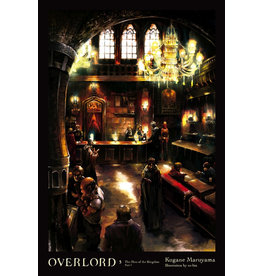 Overlord Light Novel Vol. 5