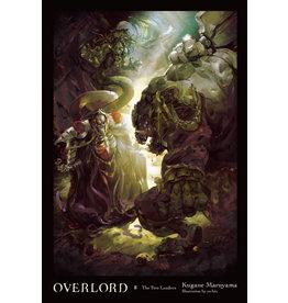 Overlord Light Novel Vol. 8