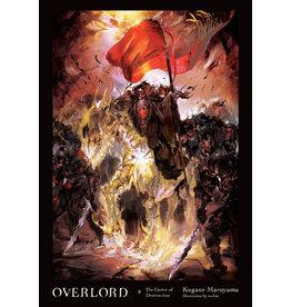 Overlord Light Novel Vol. 9