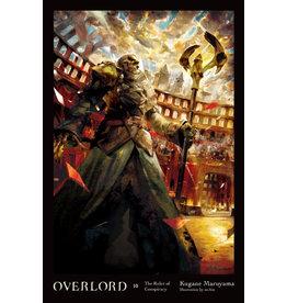 Overlord Light Novel Vol. 10