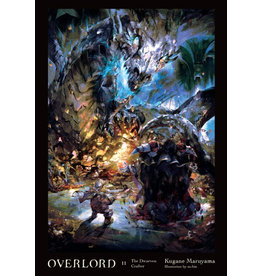Overlord Light Novel Vol. 11