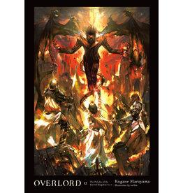 Overlord Light Novel Vol. 12