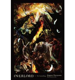 Overlord Light Novel Vol. 1