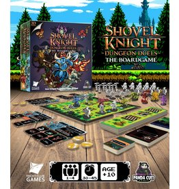 Shovel Knight 3D Board Game