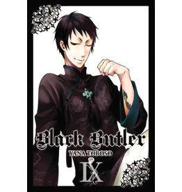 Black Butler vol. 9 Manga