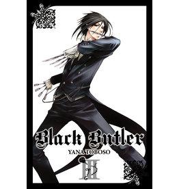 Black Butler vol. 3 Manga