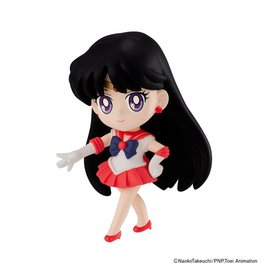 Sailor Moon Chibi Masters- Sailor Mars