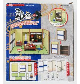 Re-Ment The Japanese Room- Closet (miniature set)