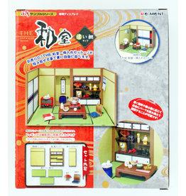 Re-Ment The Japanese Room -Shelf (miniature set)